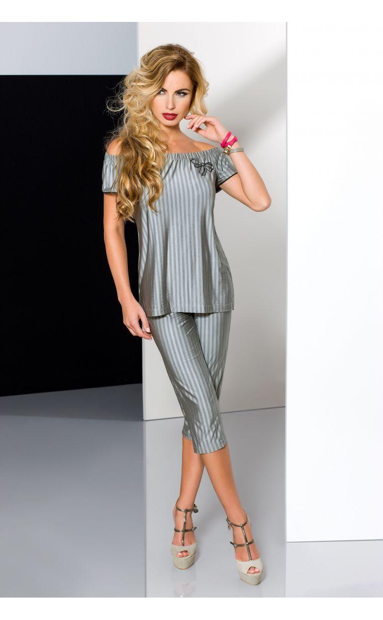 Leeds Pyjama Top