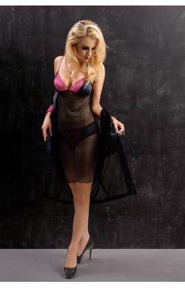 Rose Seduction Peignoir