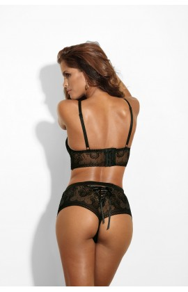 Cat Eye Hipster brief