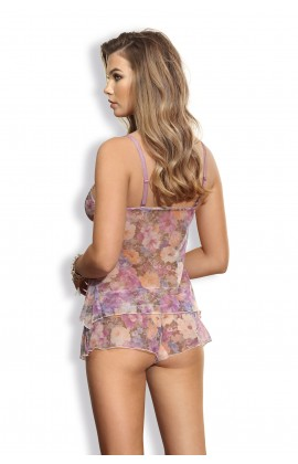 Lavender Nightset Short