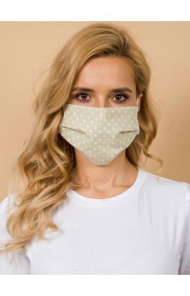 Masque réutilisable 100% coton NON Normé (lot de 10 - couleurs variées)