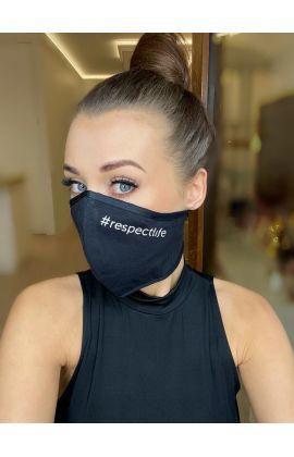 Masque alternatif réutilisable 100% Coton de luxe