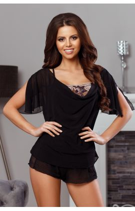 Ginger Nightset top