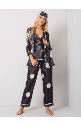 Pyjama + peignoir+ bandeau