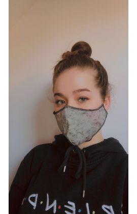 Masque alternatif de protection 2 couches